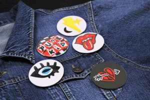 Rock your badge making