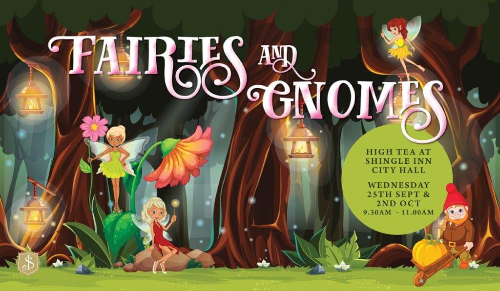 Fairies & Gnomes High Tea | Brisbane