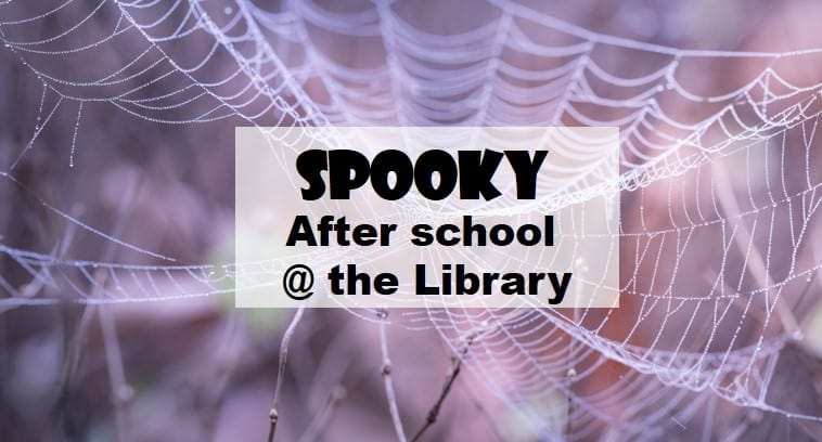 Spooky After School @ the Library