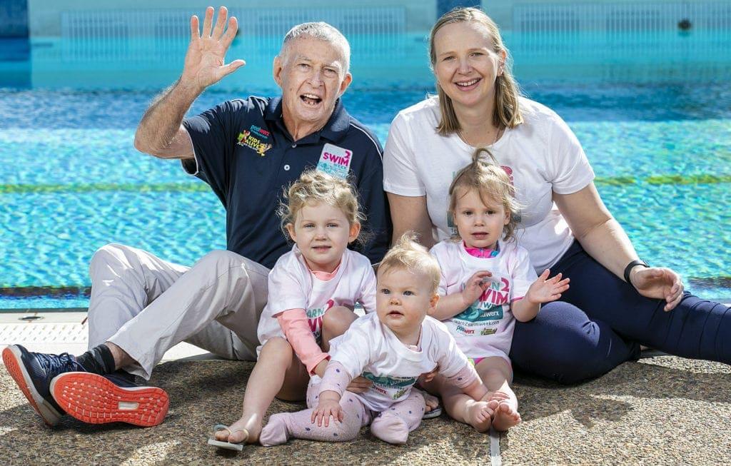 Melanie Wright Learn2Swim Week