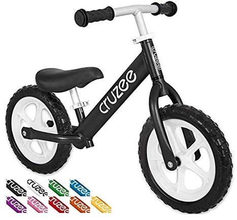 best toddler bikes - Cruzee Balance Bike