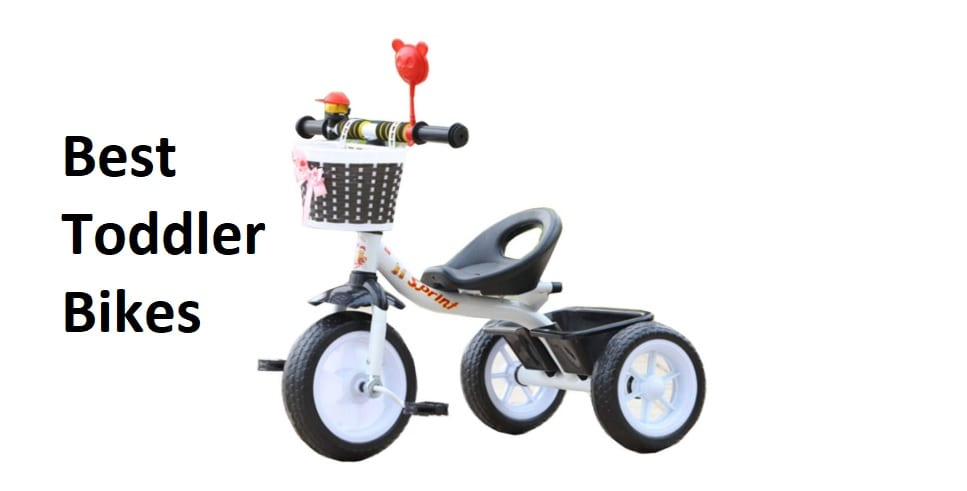 best toddler bikes featured image