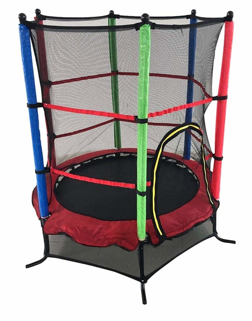 best trampolines for kids - Orbit
