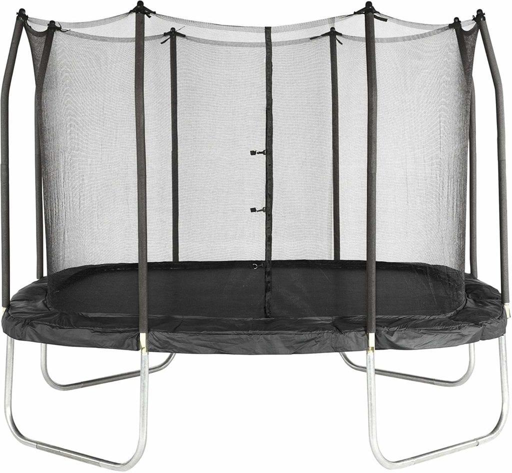 best trampolines for kids - Plum 11 ft Square Trampoline