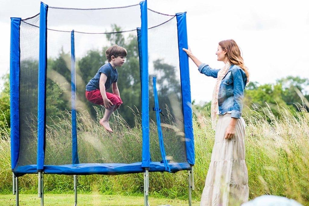 best trampolines for kids - Plum Trampoline Junior
