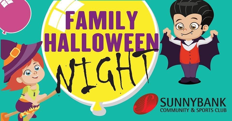 Family Halloween Night