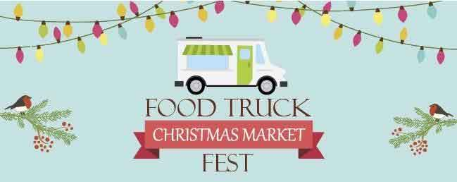 Food Truck Christmas Market Fest at The Grove
