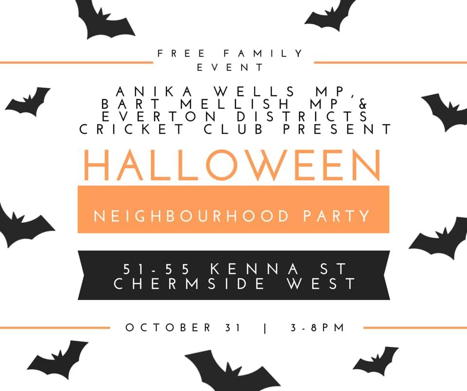 Free Community Halloween Event