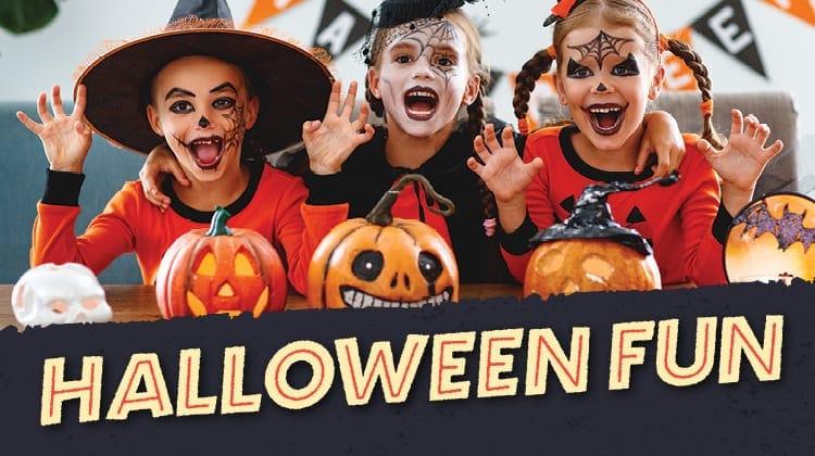 Halloween Fun at Redbank Plaza