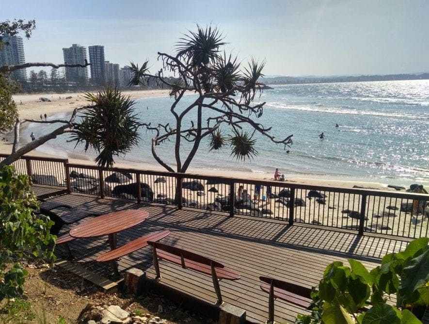 Gold Coast view