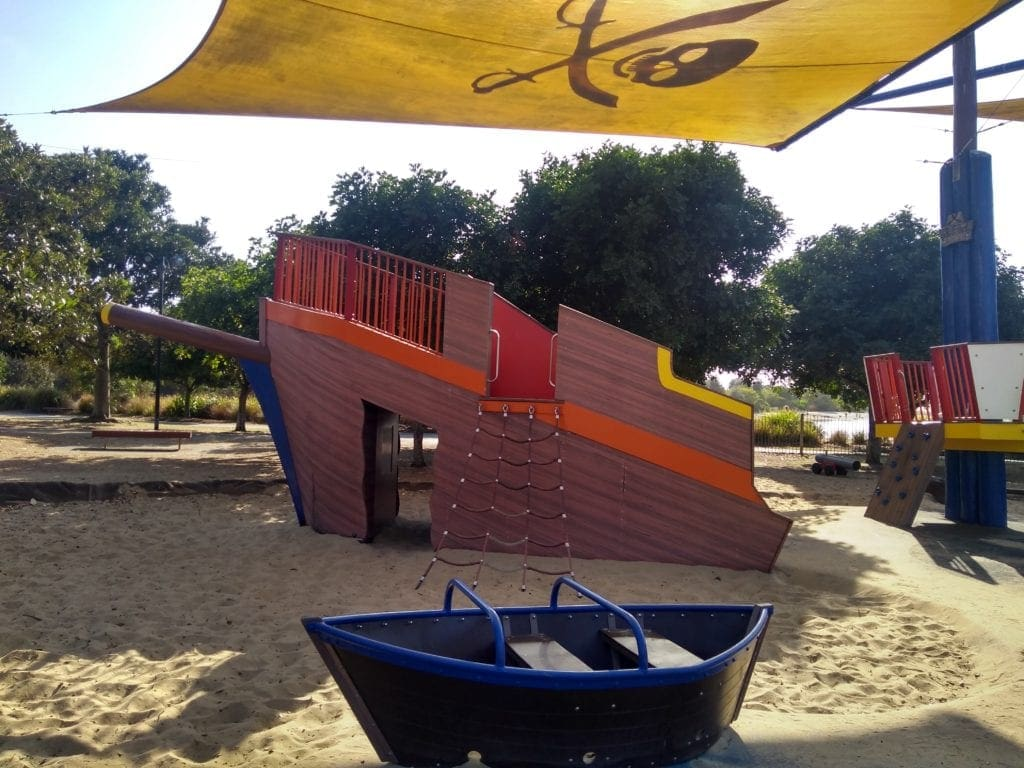 Pirate Playground Gold Coast