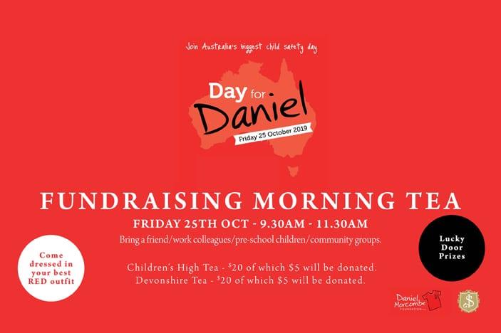 Fundraising Morning Tea - Day for Daniel