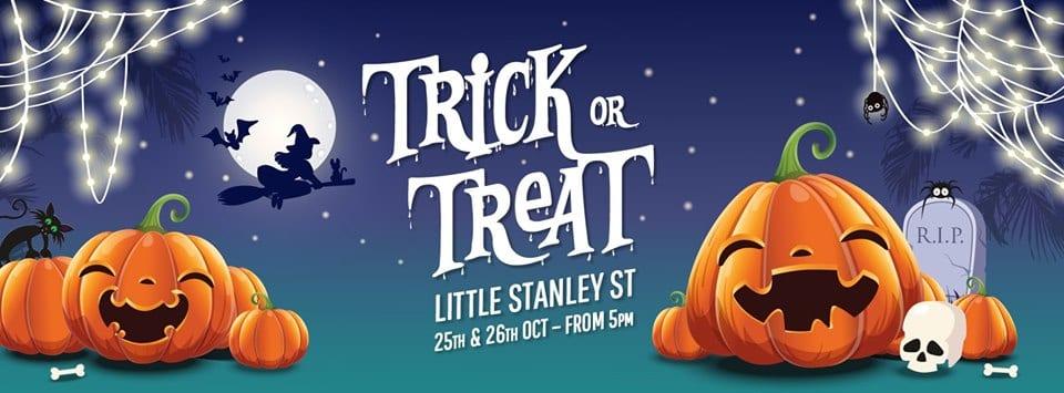 Trick or Treat Little Stanley Street