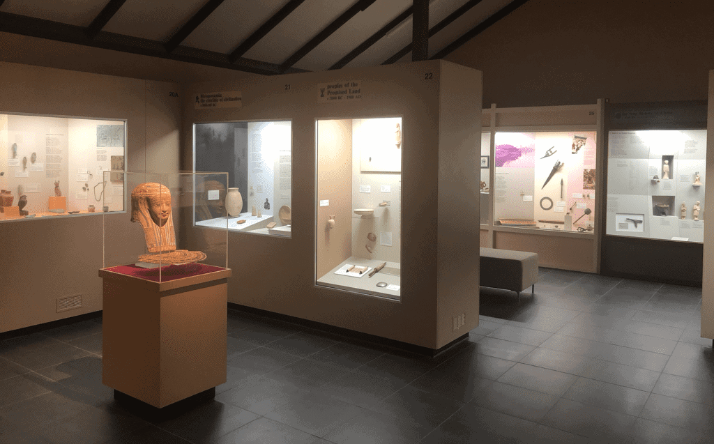 Abbey Museum Caboolture display