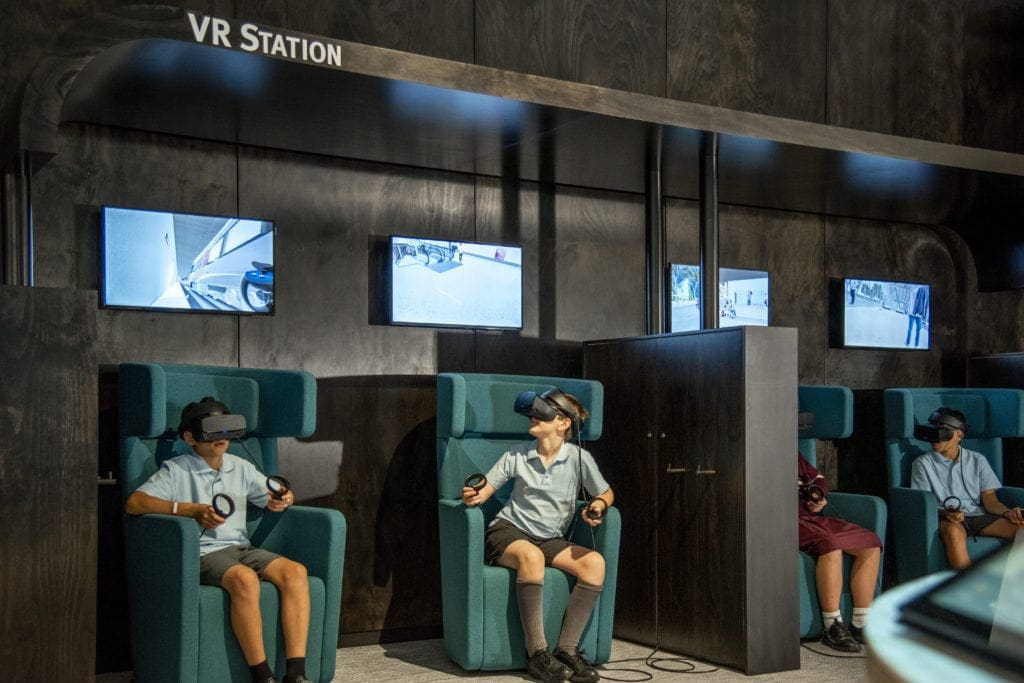 Cross River Rail VR Experience