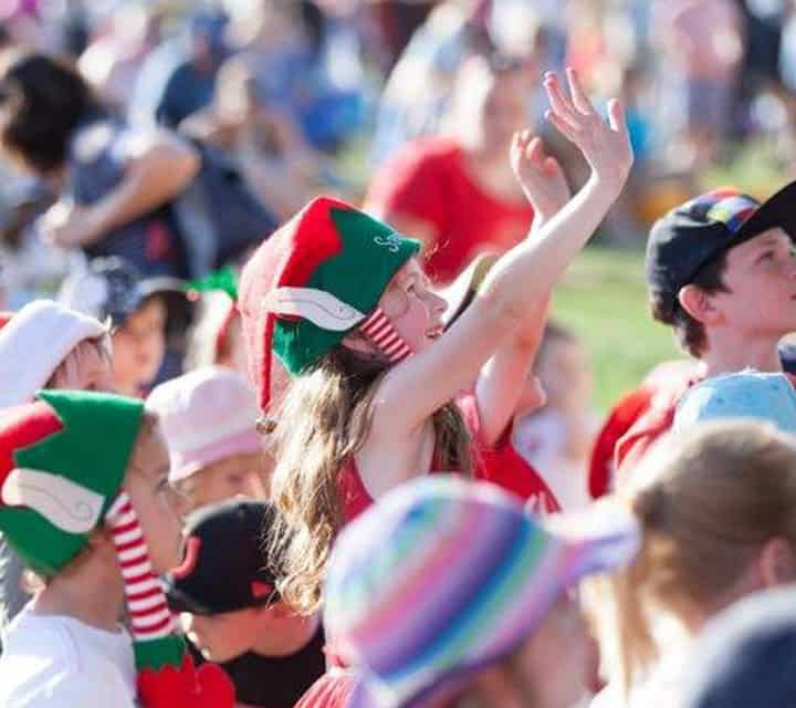 brisbane festivals christmas