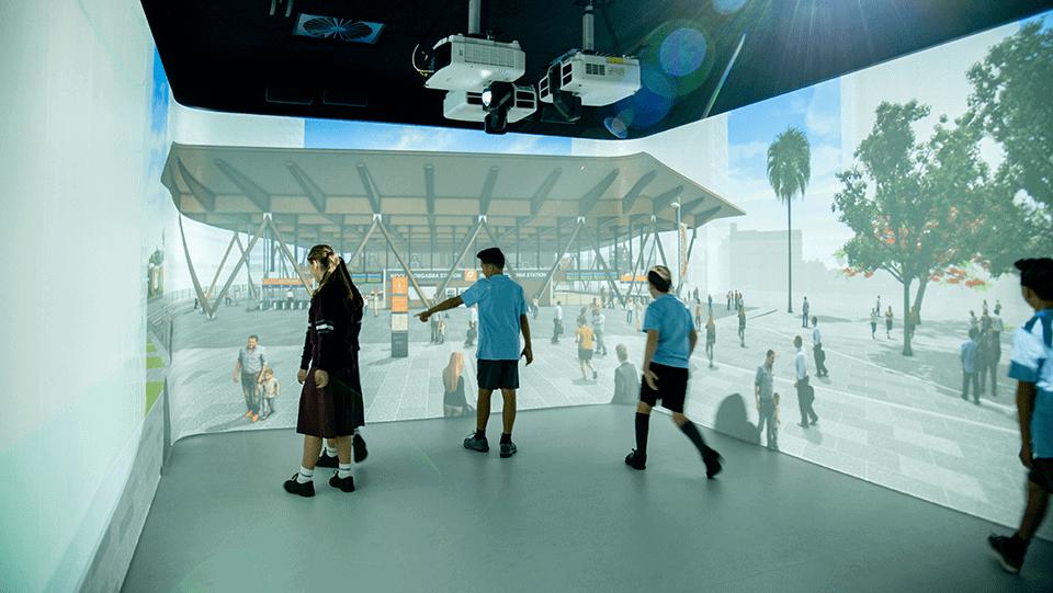 Cross River Rail Experience Centre