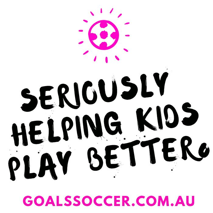 GOALS Soccer Coaching logo