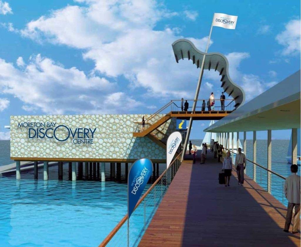 Moreton Bay Discovery Centre concept