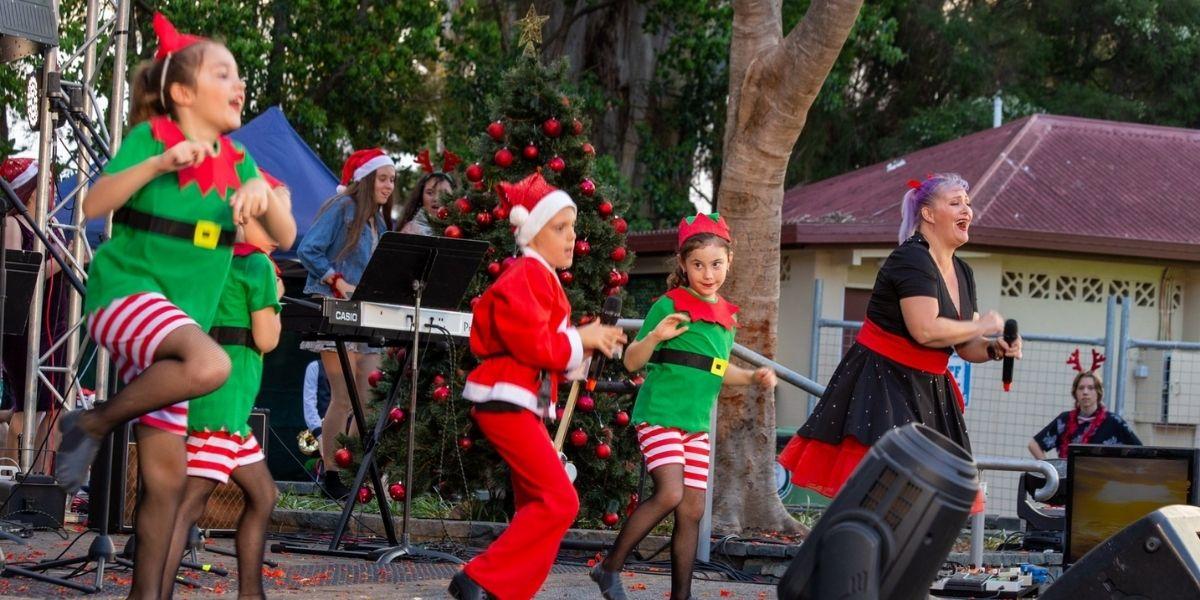 Nerang Celebrates Christmas