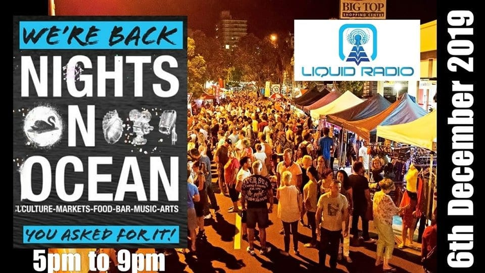 Nights on Ocean Carnevale Twilight Markets