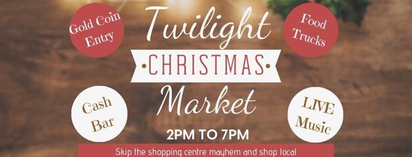 Twilight Country Christmas Market - Numinbah Valley
