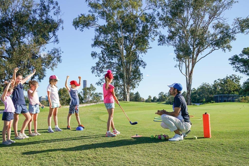 Victoria Park Junior Golf 4