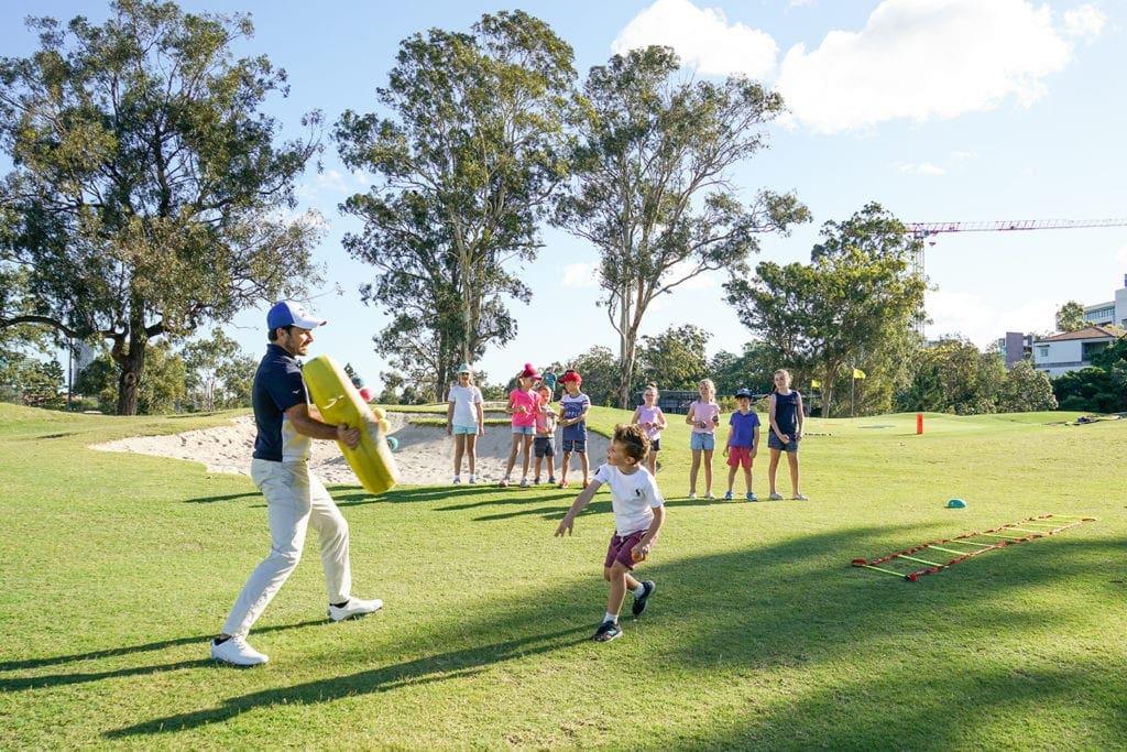 Victoria Park Junior Golf 5