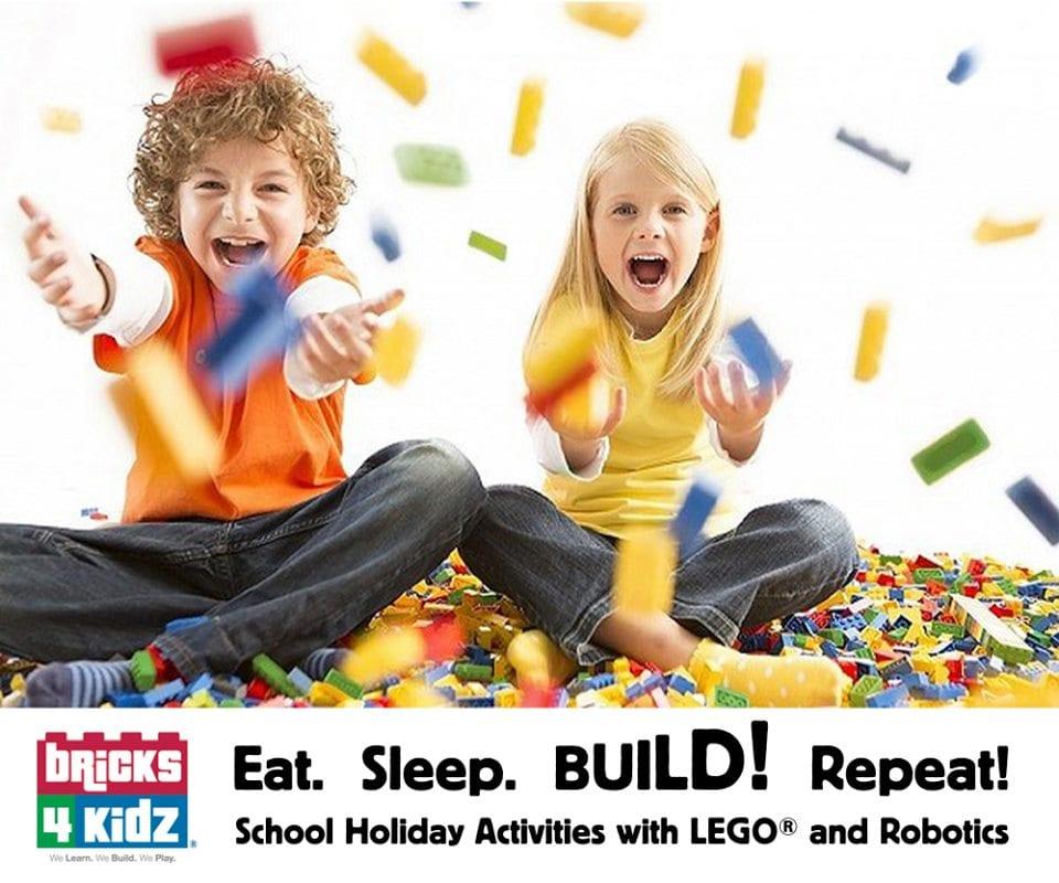 Lego - Eat, sleep, build