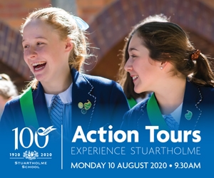 Stuartholme School Action Tours