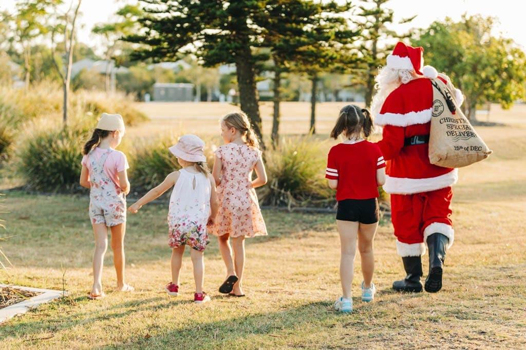 Stockland Newport Christmas Festival of Fun