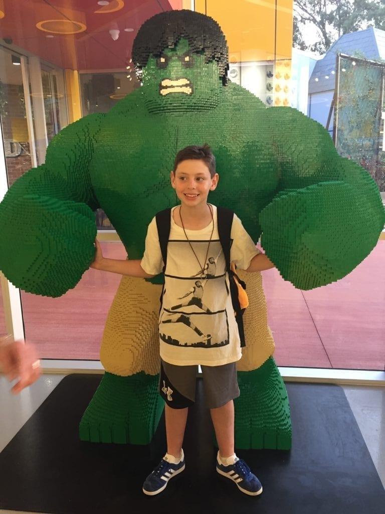 Hulk Lego Dreamworld