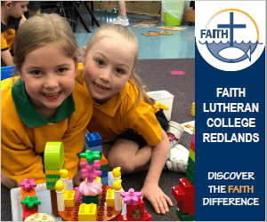 Faith Lutheran College Redlands Sidebar