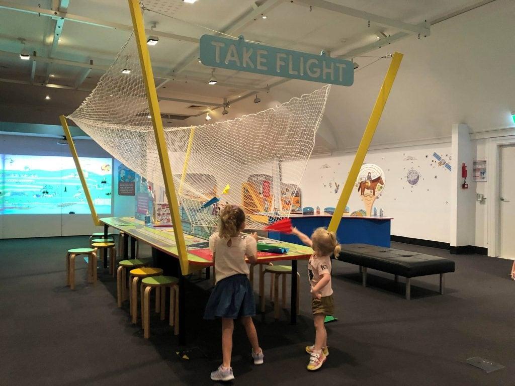 Ipswich Art Gallery Fly Zone 2