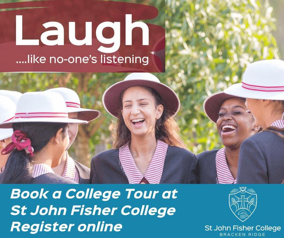 St John Fisher Tours