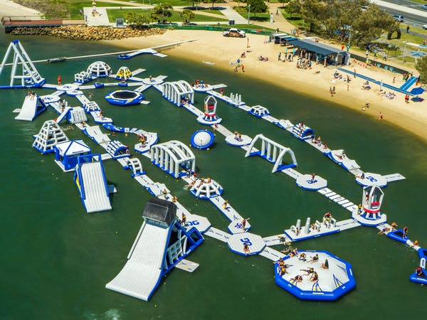 Broadwater aquapark gold coast