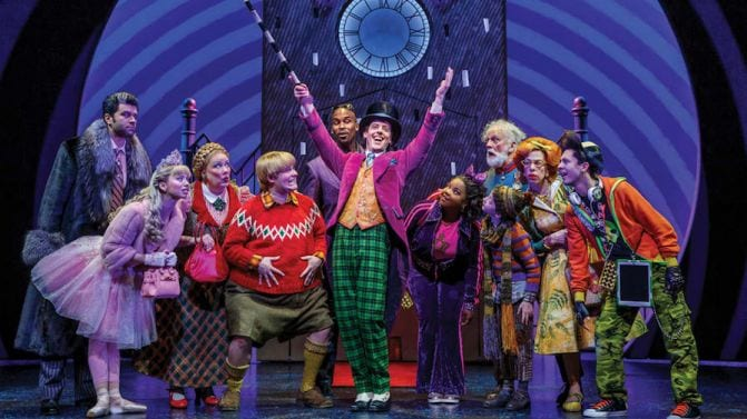 Charlie and the Chocolate Factory   QPAC