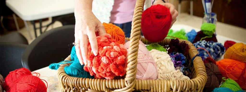 Handmade culture - Weaving circles