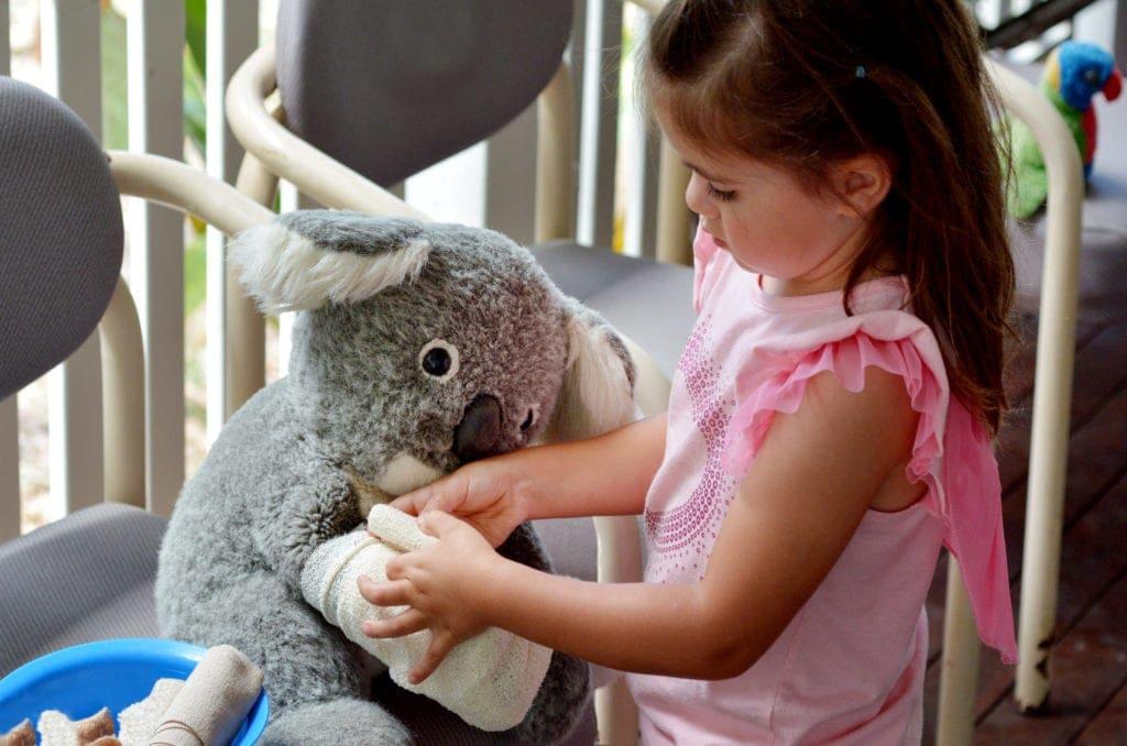 Child Nursing Toy Koala