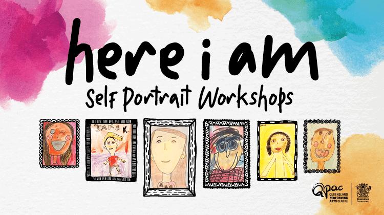 Self-Portrait Workshops   Sunnybank Hills