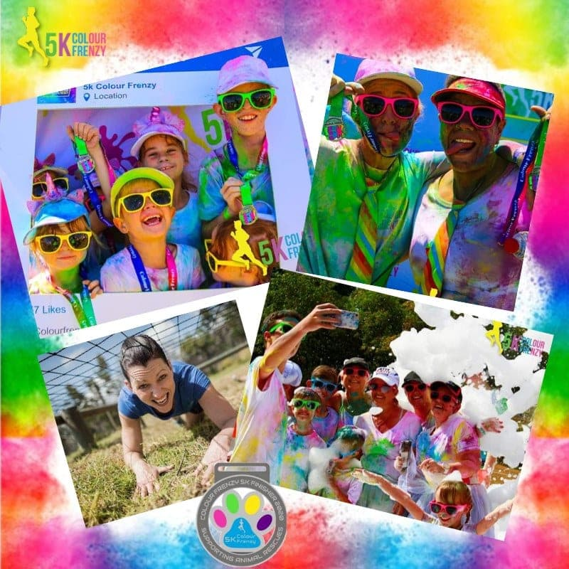 Colour Frenzy | North Lakes