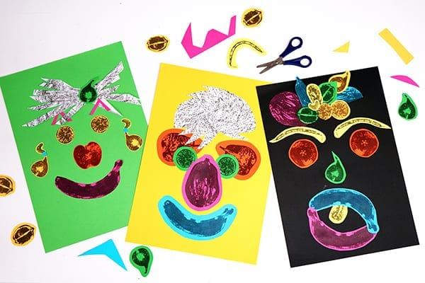 Fruit Faces Workshop with Elizabeth Willing