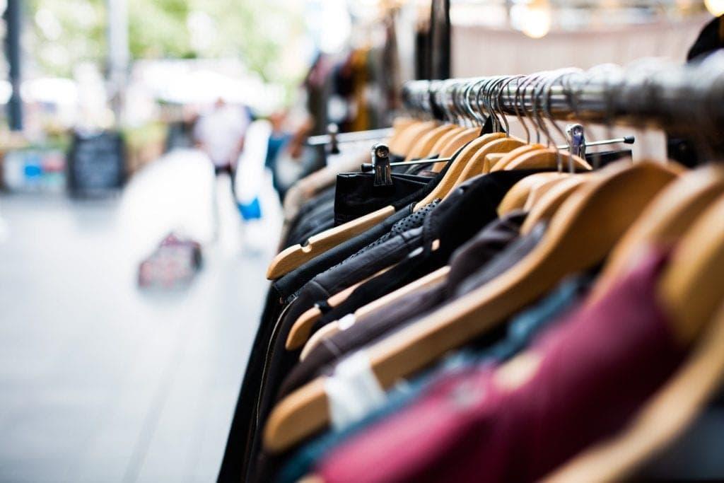 Sunday markets Brisbane clothes