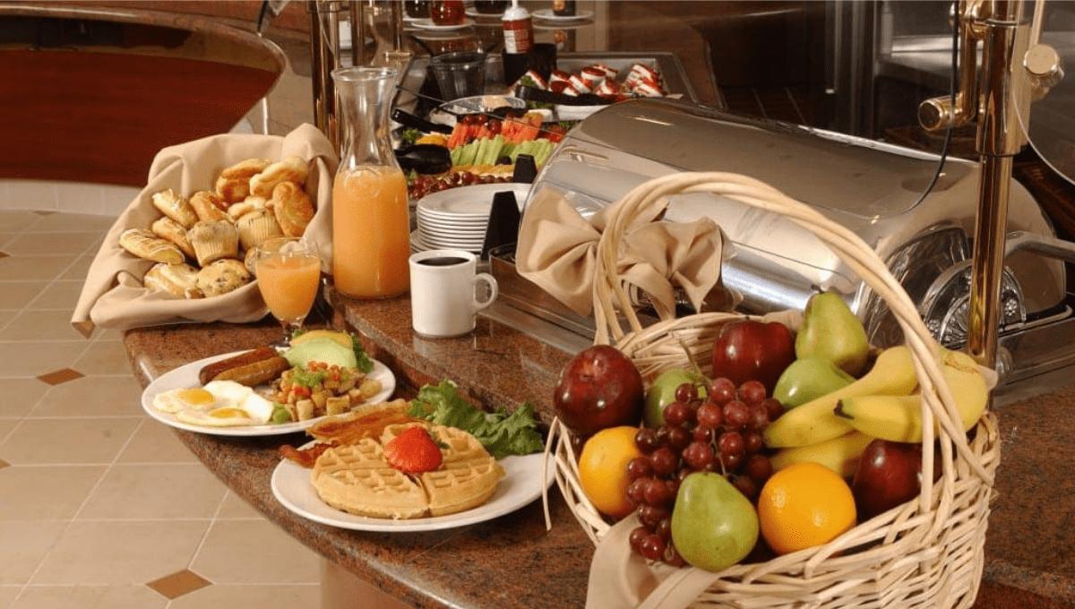 best buffet breakfasts Brisbane