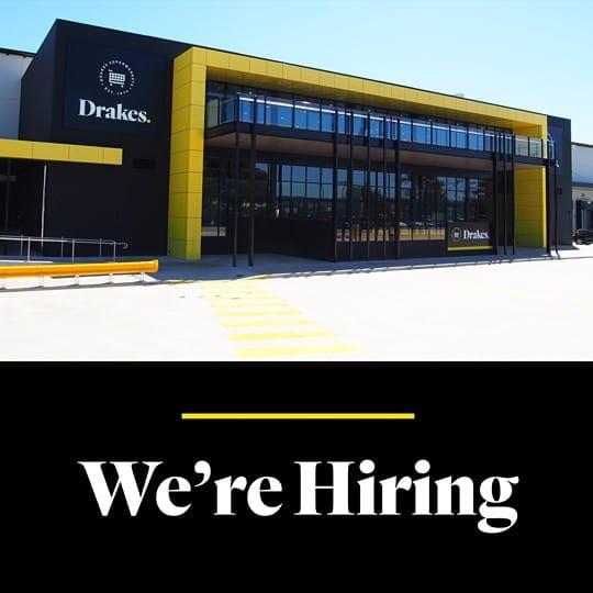 Drakes jobs in Australia