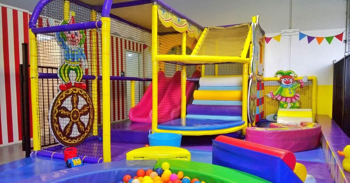Gold Coast kids parties Big Top Playhouse