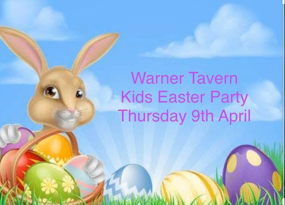 Kids Easter Party   Warner