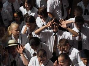 Middle School Grace Lutheran