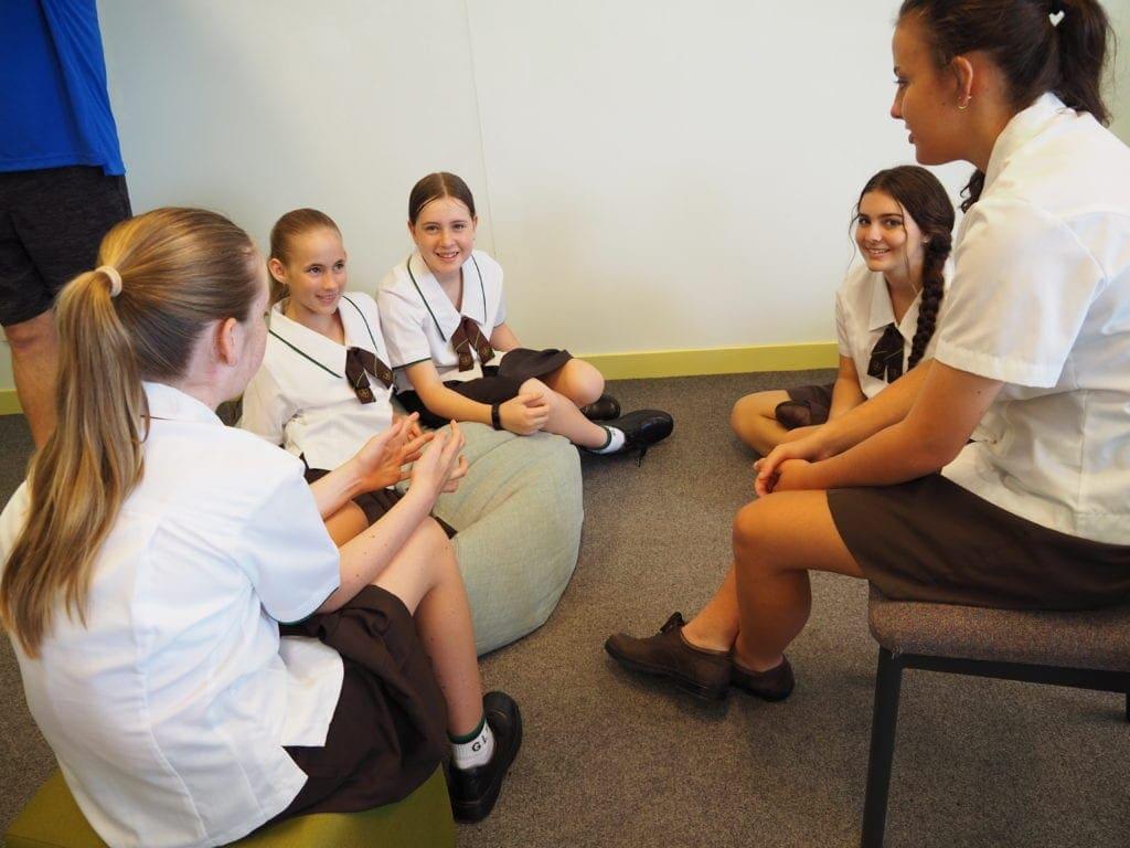GLC Middle School engagement