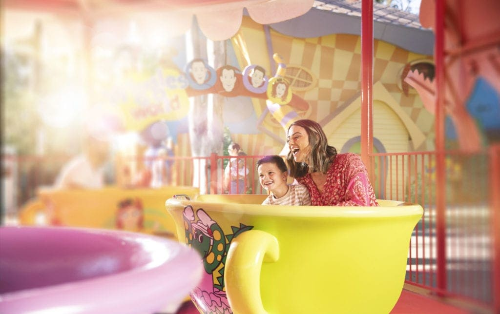 Dorothy's Tea Cup Ride